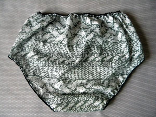 Как сшить женские шорты-трусы фото 833