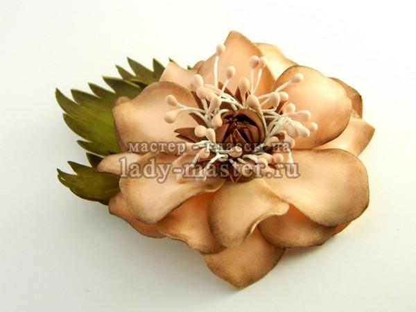 цветы из фоамирана, фото
