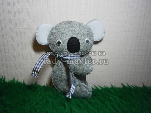 коала своими руками, фото