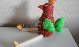 Интерьерная игрушка «Петушок»