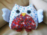 Декоративная подушка «Сова»