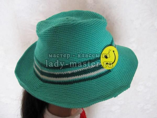 шляпа федора, фото