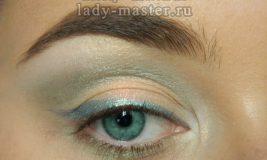 Легкий летний макияж — пошаговый урок с фото