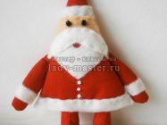 Новогодняя игрушка «Дед Мороз»