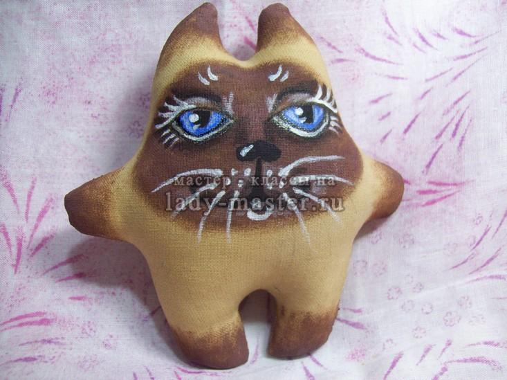 кофейный кот, фото