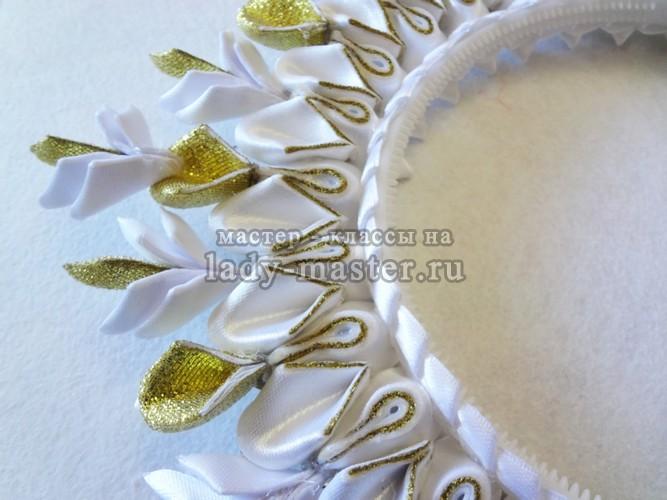 Костюм снегурочки для девочки своими руками фото 220