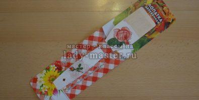 Новогодний подарок свекрови за 25 рублей: это реально? Декупаж лопатки
