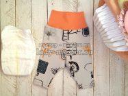 Ползунки для недоношенных новорожденных своими руками с выкройкой