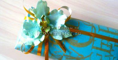 Как сделать орхидею из фоамирана – советы + пошаговое фото изготовления