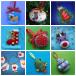 Шьем новогодние игрушки из фетра и ткани своими руками!