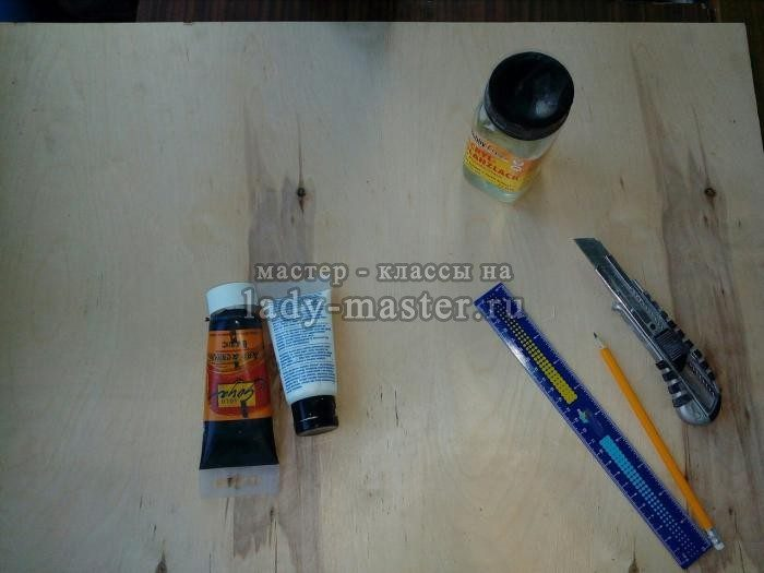 материалы для изготовления фотофона