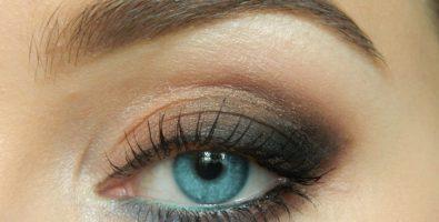 Красивый дневной макияж глаз в домашних условиях пошагово