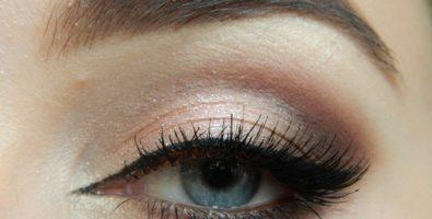 Как сделать эффектный макияж глаз на выпускной — пошаговый урок