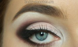 Как сделать красивый, романтичный макияж в розовых тонах — пошаговый урок с фото