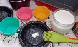 Как сделать антипригарную смесь для смазывания кулинарных форм своими руками