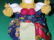 Кукла «Травница» своими руками — оберег для привлечения здоровья