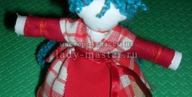 Кукла Веснянка своими руками — старинный оберег для молодости и красоты
