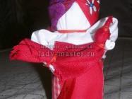 Делаем весеннюю куклу-оберег «Птица Радость» для привлечения удачи и счастья
