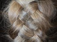 Как заплести косу из 5 прядей