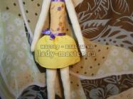 Кукла тильда — пляжница