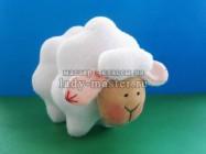 Маленькая овечка тильда