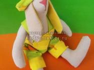 Кролик в стиле «тильда»