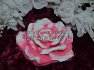 МК по созданию мыльного подарка «Роза»