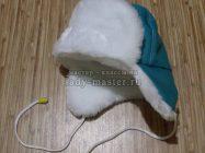 Как сшить зимнюю шапку с ушками своими руками — подробный мастер-класс