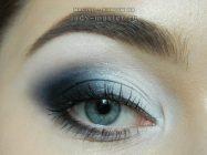Как сделать эффектный серый макияж глаз смоки айс — пошаговый урок