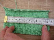 Как правильно рассчитать петли для вязания шапки спицами